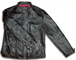 Affliction Lederjacke (limitierte Edition)