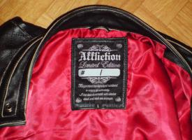 Foto 2 Affliction Lederjacke (limitierte Edition)