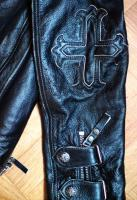 Foto 3 Affliction Lederjacke (limitierte Edition)
