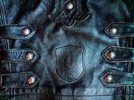 Foto 4 Affliction Lederjacke (limitierte Edition)