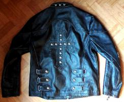 Foto 5 Affliction Lederjacke (limitierte Edition)