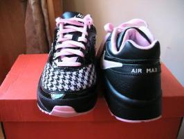 Air Max Bw Classic von 2007 - schwarz pink 38,5 / 39
