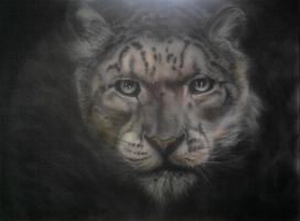 Airbrush Tier-Portraits individuell und einzigartig