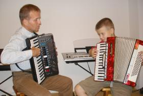 Akkordeonunterricht in Frankfurt am Main