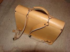 Foto 2 Aktentasche / Schulranzen aus echtem Leder von CityLine