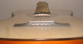 Foto 2 Akustik Konzertgitarre, gut erhalten