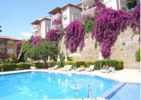 Alanya (5 km östlich), komplett möblierte Dublex-Wohnung 145000 Euro