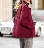 Foto 2 Alba Moda - Jacke in A-Form rot Gr. 38 - OVP - NEU