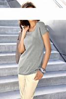 Alba Moda - Pullover grau Gr. 36 - OVP - NEU
