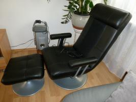 Aldi Massagesessel mit Wärmefunktion gegen Abholung zu verkaufen