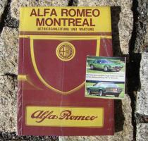 Alfa Romeo Montreal Betriebsanleitung (1971)