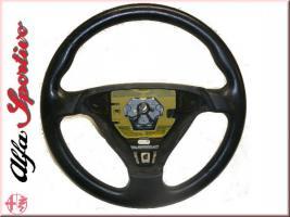 Alfa Romeo Spider / GTV 916 Lederlenkrad 2. Serie 3 Speichen