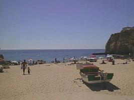 Foto 8 Algarve, Feriewohnung Privat Preiswert, Sonnenterrasse