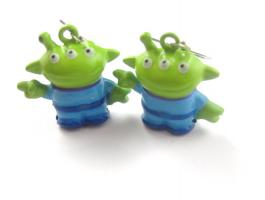 Alien Ohrringe