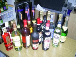 Alkoholische  getrenke