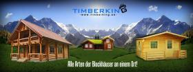 Alle Arten der Blockhäuser an einem Ort!