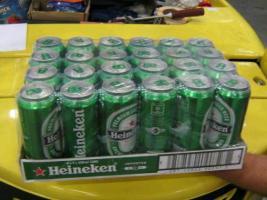 Alle Größen Heineken Bierflaschen / Dosen aus Holland