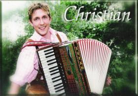 Alleinunterhalter ''Da Christian'' 1 Mann Band