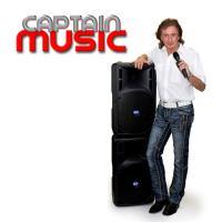 Alleinunterhalter DJ Captain-Music - Großraum Stuttgart