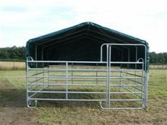 Foto 3 Alles für die Tierhaltung im Stall und auf der Weide