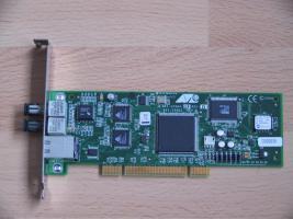 Allied Telesis AT 2451FTX - LWL - Netzwerkkarte � PCI � Glasfaser - Lichtwellenleiter