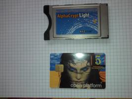 Alphacrypt light Steckkarte 30 EUR