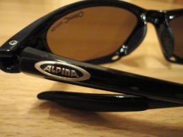 Foto 2 Alpina Sonnenbrille schwarz