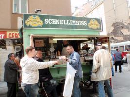 Alt Wiener Würstelstand