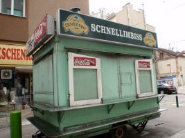 Foto 2 Alt Wiener Würstelstand