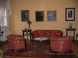 Wohnzimmer ca. 25 QM