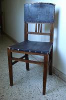 Altdeutscher Stuhl