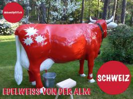 Foto 2 Altdorf - Deko Kuh lebensgross / Liesel von der Alm oder Edelweiss von der Alm oder Deko Pferd lebensgross ...