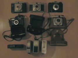 Alte Fotoapparate