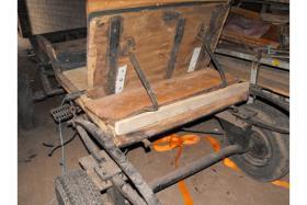 Foto 3 Alte Kutsche zum Ausschlachten oder Wiederaufbau