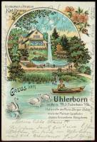 Alte Postkarten - Sammlung