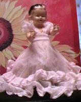 Alte Puppe - Markung St eingerahmt - Preisvorschläge
