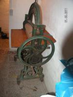 Foto 2 Alte Wäschemangel