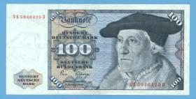 Alte deutsche Banknoten und Zahlungsmittel