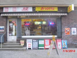 Alteingesessener Lotto, Zeitung und Tabakwarenladen in Lankwitz zu Verkaufen