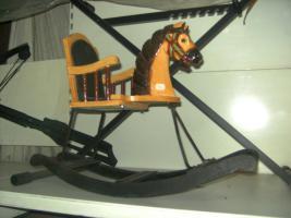 Alten Puppenwagen