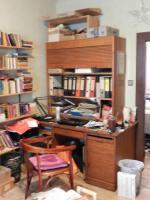 Alter 2teiliger Schreibtisch