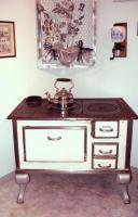 Foto 2 Alter Küchenherd