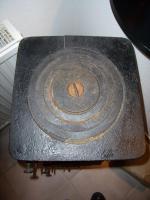 Foto 3 Alter gusseisener Ofen