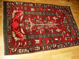 Alter t�rkischer Teppich