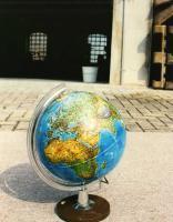 Altertümlicher Globus zu verkaufen