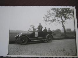 Altes Foto um 1930 ''Motiv Oldtimer''