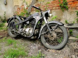 Altes Motorrad oder Moped zum herrichten Simson AWO, BMW, EMW, NSU, DKW, Zündapp, Puch, auch Seitenwagen