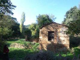 Altes Natursteinhaus auf dem Pilion/Griechenland