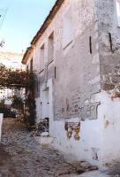 Altes Steinhaus auf Lesvos