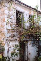 Altes Steinhaus auf Lesvos/Griechenland